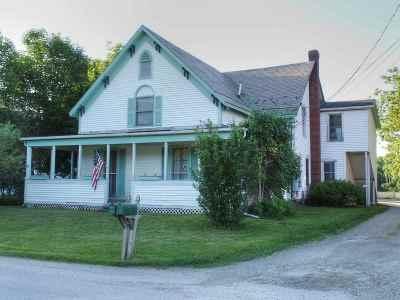 Cambridge Multi Family Home For Sale: 134 North Main Street