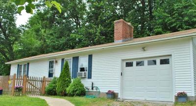 Merrimack Single Family Home Active Under Contract: 4 Hoyt Street
