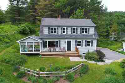 Montpelier Single Family Home Active Under Contract: 17 North Park Drive