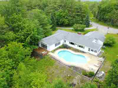 Laconia Single Family Home For Sale: 45 Windemere Heights