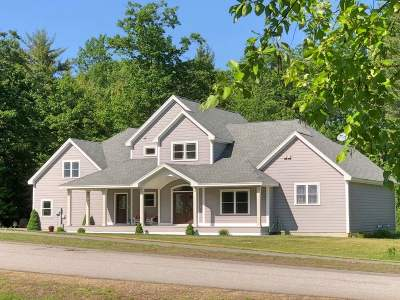 Belknap County Single Family Home For Sale: 391 Turner Way