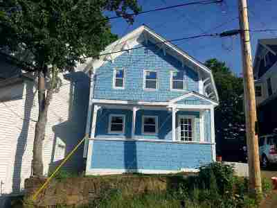Somersworth Single Family Home For Sale: 8 Prospect Street