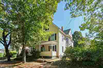 Concord Multi Family Home For Sale: 27 Holly Street