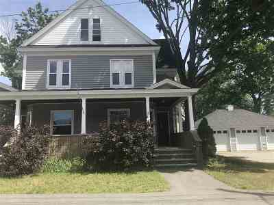 Manchester Multi Family Home For Sale: 1018 Merril Street