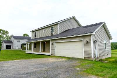 Westford Single Family Home For Sale: 1602 Old Stage Road