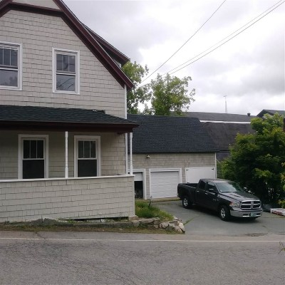 Littleton NH Single Family Home For Sale: $199,000