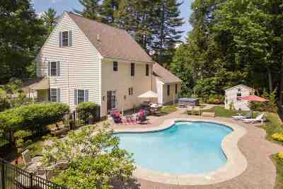 Rochester Single Family Home Active Under Contract: 30 Quarry Drive