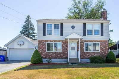 Manchester Single Family Home For Sale: 44 Devco Drive