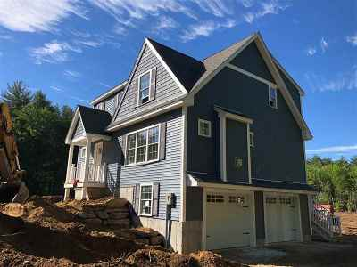 Barrington Single Family Home Active Under Contract: 77 Greeenhill Road