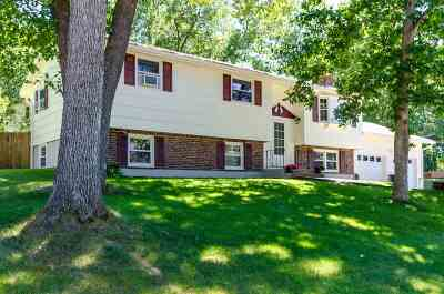 Nashua Single Family Home For Sale: 1 Wentworth Street