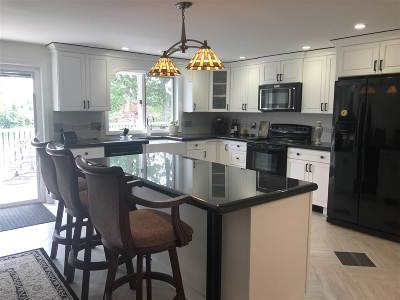 Merrimack Single Family Home For Sale: 74 Island Drive
