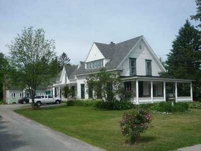 Lancaster Single Family Home For Sale: 194 Main Street