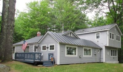 Bradford Single Family Home For Sale: 315 Rowe Mountain Road