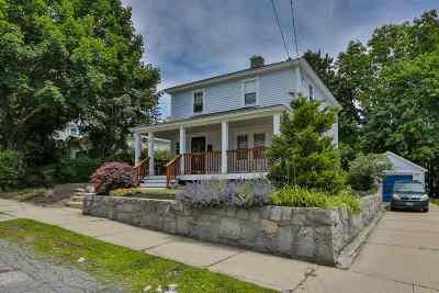 Nashua Single Family Home For Sale: 9 Farley Street