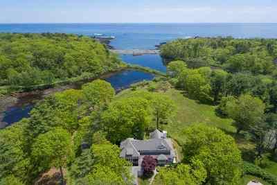York Single Family Home For Sale: 5 Thunder Hill