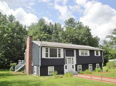 Concord Single Family Home For Sale: 223 East Side Drive
