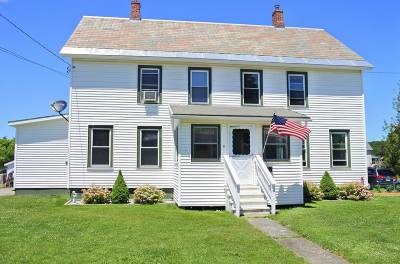 West Rutland Multi Family Home For Sale: 38 Anderson Street