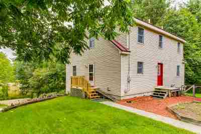 Barrington Single Family Home For Sale: 26 Union Lake Road