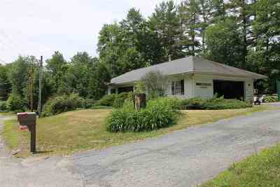 Littleton NH Single Family Home For Sale: $217,500