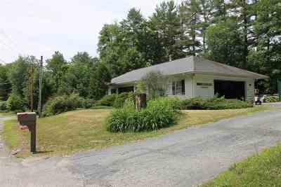 Littleton Single Family Home For Sale: 162 Dells Road