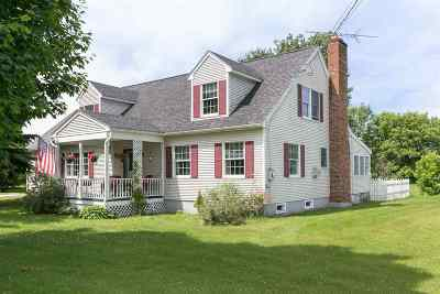 Swanton VT Single Family Home For Sale: $269,900