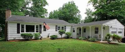 Dover Single Family Home For Sale: 74 Bellamy Road