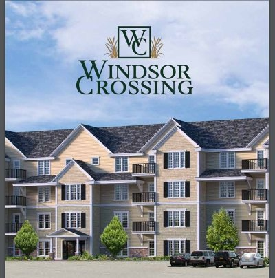Condo/Townhouse For Sale: 401 Windsor Crossing #401