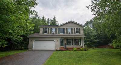 Chittenden County Single Family Home For Sale: 69 Highland Avenue