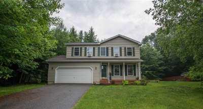 Milton Single Family Home For Sale: 69 Highland Avenue