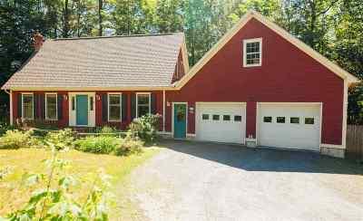Milton Single Family Home For Sale: 5 Black Locust Drive