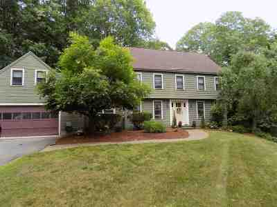 Derry Single Family Home For Sale: 5 Kelley Drive