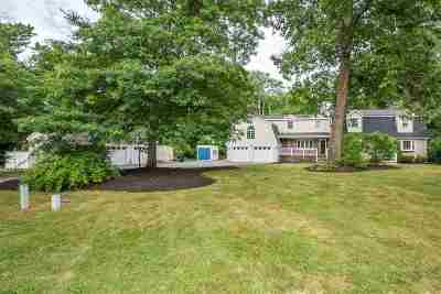 Pelham Single Family Home Active Under Contract: 37 Blueberry Circle