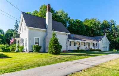 Londonderry NH Single Family Home For Sale: $349,900