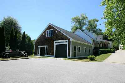 Wolfeboro Single Family Home For Sale: 83 Bay Street