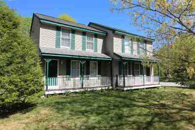 Henniker Multi Family Home Active Under Contract: 41-43 Cressey Street