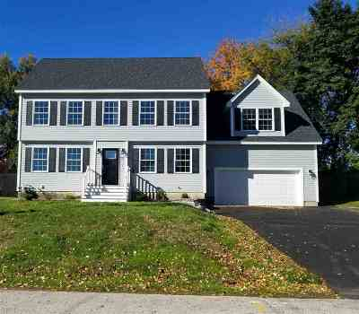 Bedford Single Family Home For Sale: 21 Constance Street