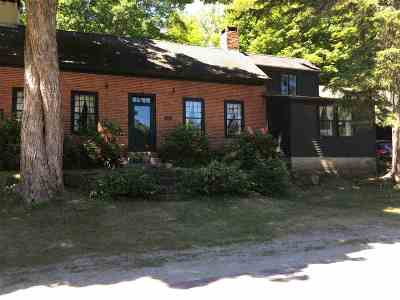 Hillsborough Single Family Home For Sale: 614 2nd Nh Turnpike