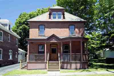 Single Family Home For Sale: 30 Henry Street