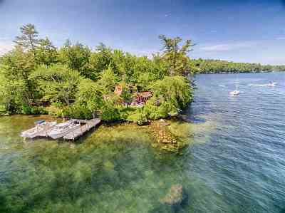 Carroll County Single Family Home For Sale: 1 Cow Island