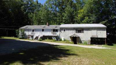 Campton Single Family Home For Sale: 182 Beaver Brook Road