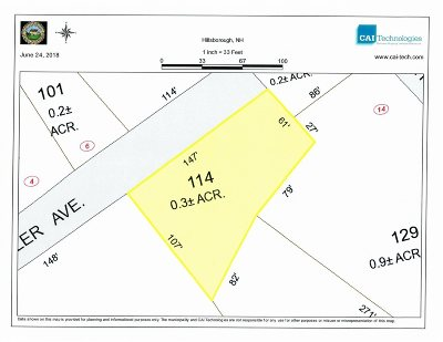 Hillsborough Residential Lots & Land For Sale: Butler Avenue