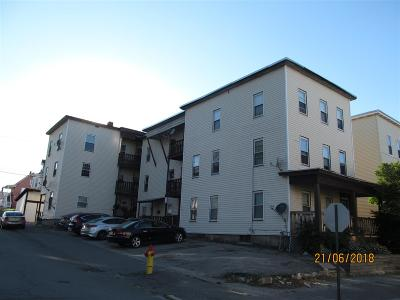 Manchester Multi Family Home For Sale: 202 Notre Dame Avenue