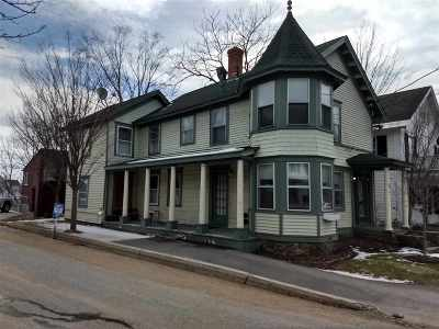 Meredith Multi Family Home For Sale: 82 Main Street