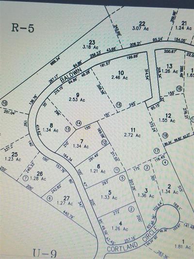 New Hampton Residential Lots & Land For Sale: Lot 12 Baldwin Avenue