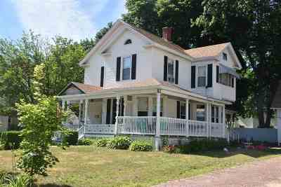 Pembroke Single Family Home Active Under Contract: 11 Maple Street