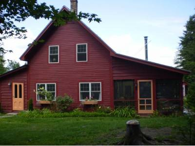 Wheelock Single Family Home For Sale: 1463 Gonyaw Road