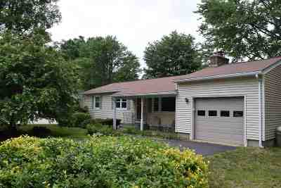 Hooksett Single Family Home Active Under Contract: 2 Ray Drive