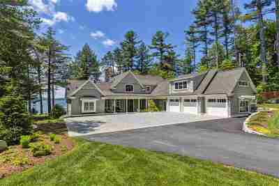 Merrimack County Single Family Home For Sale: 81 Lighthouse View Road
