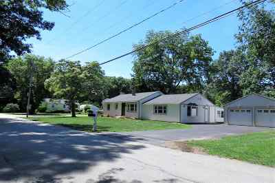 Hudson Single Family Home For Sale: 7 Steele Road