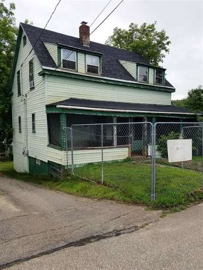 Ashland Single Family Home Active Under Contract: 23 Mill Street